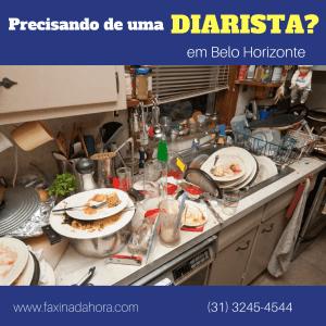 Diarista em BH - Diaristas em Belo Horizonte