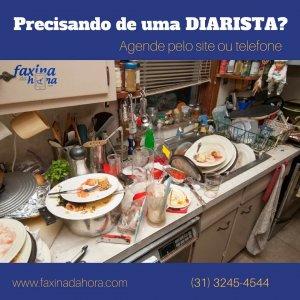 Serviço Limpeza residencial Belo Horizonte
