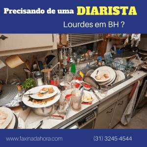 Diaristas e Faxineiras Lourdes Belo Horizonte