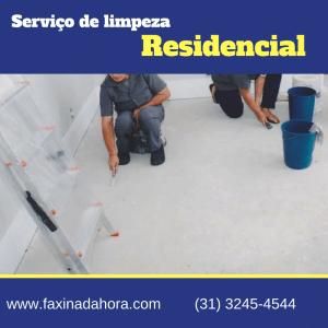 Limpeza Antes da Mudança Belo Horizonte