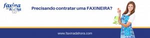Empresa de Faxineira e Diarista Residencial Doméstica e Comercial