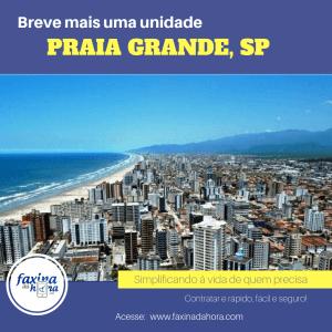 Empresa de Diaristas e Faxineiras Praia Grande Sp
